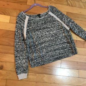 Nice classy crop sweater